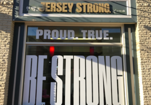 Red Bank Jersey Strong